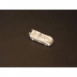 Miniature à peindre Matra MS670, MS 670, N 1:160