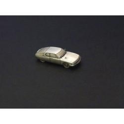 Miniature Citroën SM, en étain 1/112e