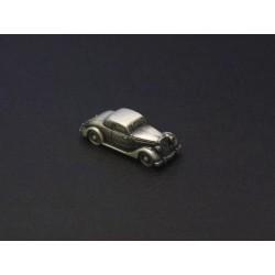 Miniature Hotchkiss Coupé Basque, en étain 1/112e