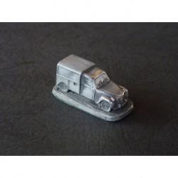 Miniature Autosculpt Citroën 2cv AU, AZU fourgonnette