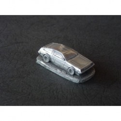 Miniature Autosculpt DeLorean DMC-12