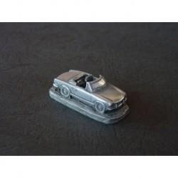 Miniature Autosculpt Fiat 124 Sport Spider