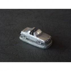 Miniature Autosculpt Fiat X1/9 1300