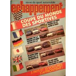 Échappement n°213, coupe du monde sportives, Lancia Delta