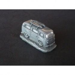 Miniature Autosculpt Volkswagen Transporter T2 avec surfs