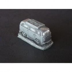Miniature Autosculpt Volkswagen Transporter T2 Westfalia