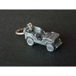 Porte-clés Autosculpt Jeep Willys ou Ford