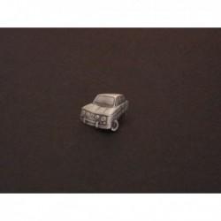 pin's Renault 8 R8 Gordini, étain verni