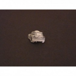 pin's Renault 5 Turbo, étain verni
