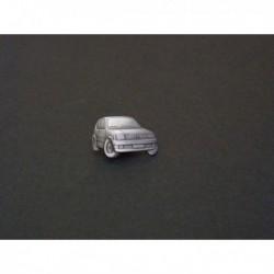 pin's Peugeot 205 GTI, 205, étain verni
