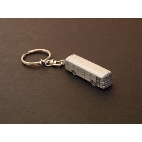 Porte-clés car Chausson AP52, en étain 1/220e