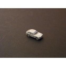 Miniature Honda S800, S800M coupé, en étain 1/112e