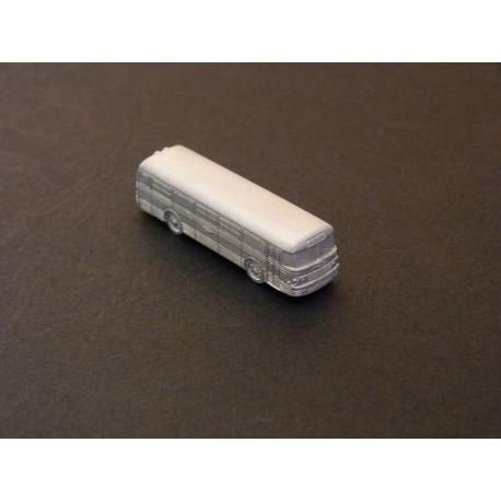 Miniature car Chausson AP52, en étain 1/220e
