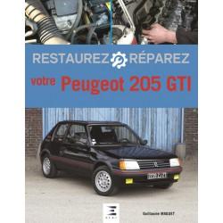 Restaurez votre Peugeot 205 GTi, Gentry et Rallye
