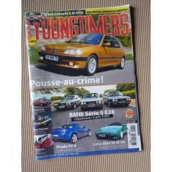 Youngtimers n°79, Mazda RX8, Peugeot 306 S16, Lotus Elan SE, Ford Granada 2.8 Ghia break