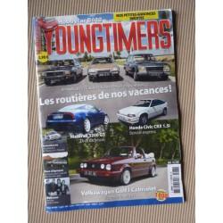 Youngtimers n°78, Golf cabriolet, Honda Civic CRX 1.5i, Maserati 3200GT, Hobbycar B612