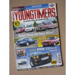 Youngtimers n°3, BMW 325i E30, Alpine V6 Turbo, Volkswagen Golf II GTI, Lancia Beta Coupé 2000