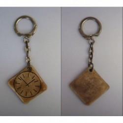 porte-clés montre, pendule (pc)