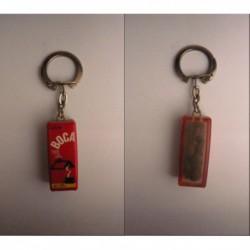 porte-clés café Boca, paquet avec grains (pc)