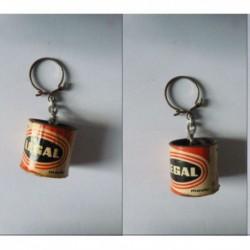 porte-clés café Légal, boite rouge (pc)