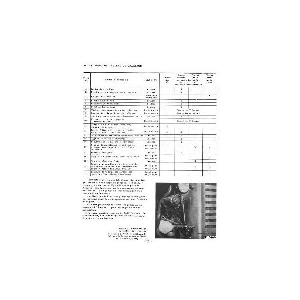 notice d 39 entretien mccormick international farmall diesel d212 et d217. Black Bedroom Furniture Sets. Home Design Ideas