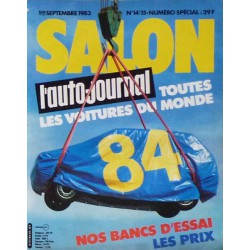 L'Auto Journal, salon 1983