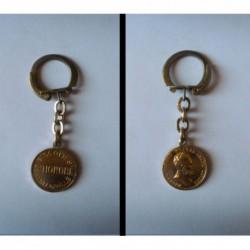 porte-clés biscotte St-Honoré, michel piu che mortal angel divino (pc)