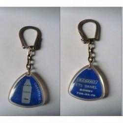 porte-clés chauffe-eau, Regent, Ets Daniel, Bondy (pc)