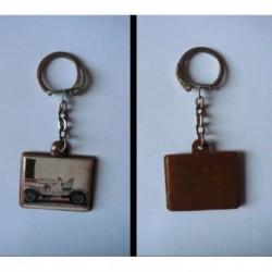 Porte-clés Vêtements Wolny, Boulogne sur Mer, Sizaire Naudin (pc)