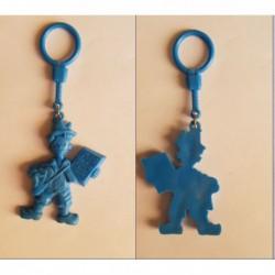 porte-clés Petit Pâtre bleu (pc)