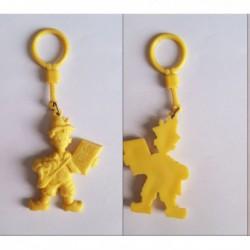 porte-clés Petit Pâtre jaune (pc)