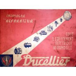 Ducellier catalogue réparateur (1966)