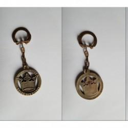 porte-clés Champigneulles, Reine des Bières, couronne (pc)