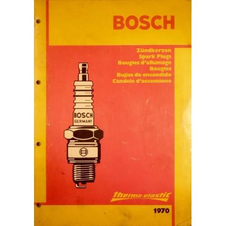 Bosch, bougies d'allumage