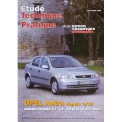 RTA Opel Astra G essence