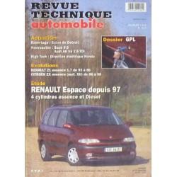 RTA Renault Espace III essence et Diesel