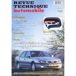 RTA Renault Safrane, phase 2