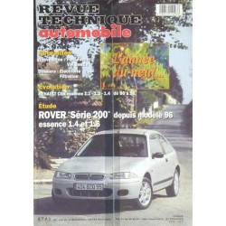 RTA Rover série 200, type R3, essence