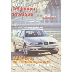 RTA Seat Leon Mk1 et Toledo Mk2 Diesel