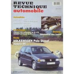 RTA Volkswagen Polo Mk3 Diesel
