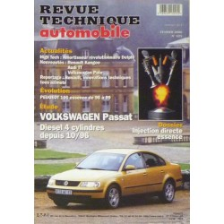 RTA Volkswagen Passat B5 Diesel