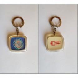 porte-clés Geosyl, Saint Ouen (pc)