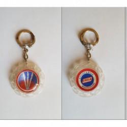 porte-clés stylo à bille Erela multicolore (pc)