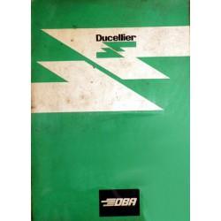 Ducellier, catalogue général 1971