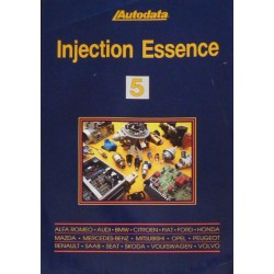 Injection essence 1991-96, recueil Autodata n°5