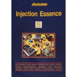 injection essence 1991 96 recueil autodata n 5 de r glage et contr le. Black Bedroom Furniture Sets. Home Design Ideas