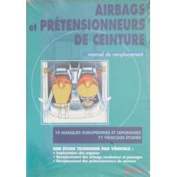 Airbags et prétensionneurs de ceinture 1994-97, recueil ETAI