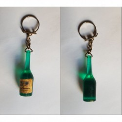 porte-clés bouteille vin Gevrey Chambertin (pc)