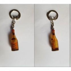 porte-clés bouteille vin Jourde G.A Cordial Médoc (pc)