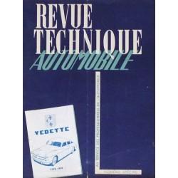 RTA Ford Vedette, Abeille, Comète